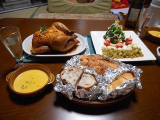 クリスマスの晩餐.JPG