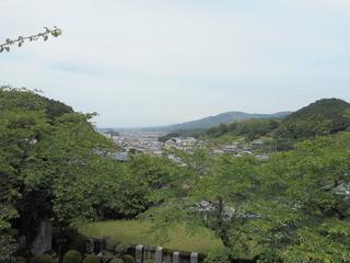 飛鳥路 聖林寺からの眺め.JPG